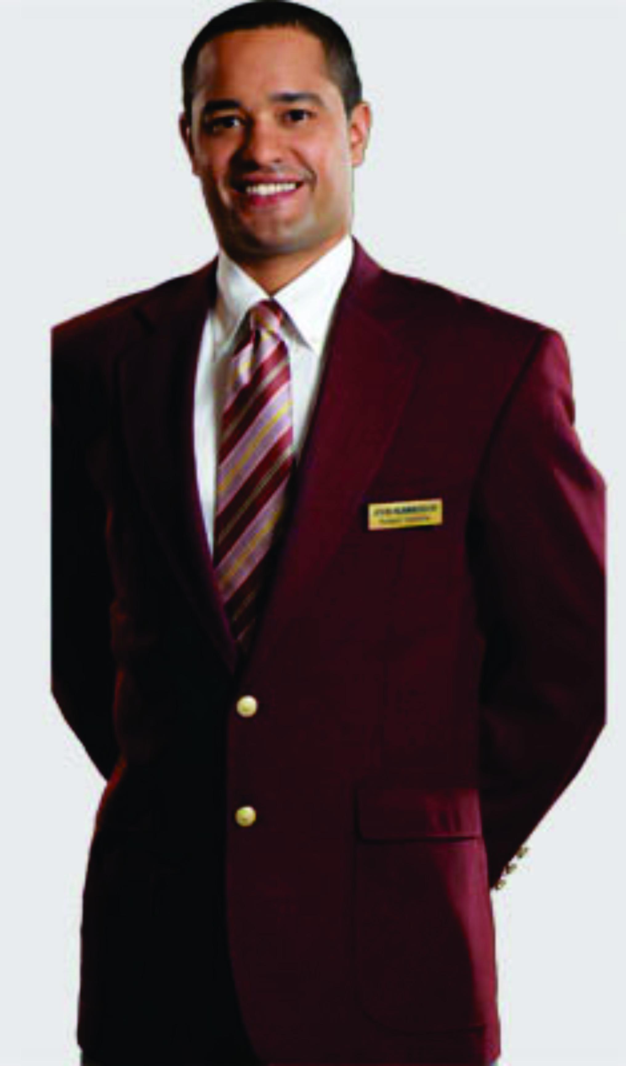 Captain Uniform 06