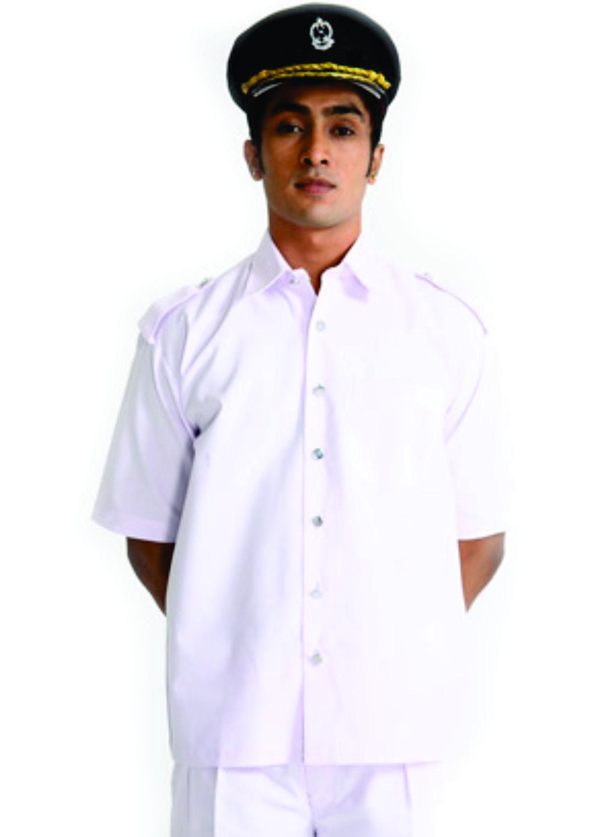 Driver Uniform 02