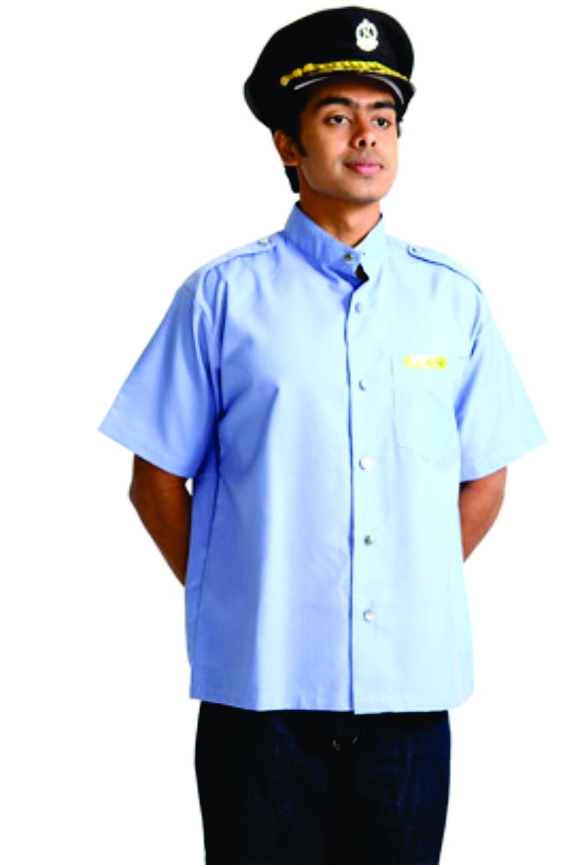 Driver Uniform 03