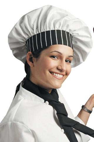Chef Cap 17