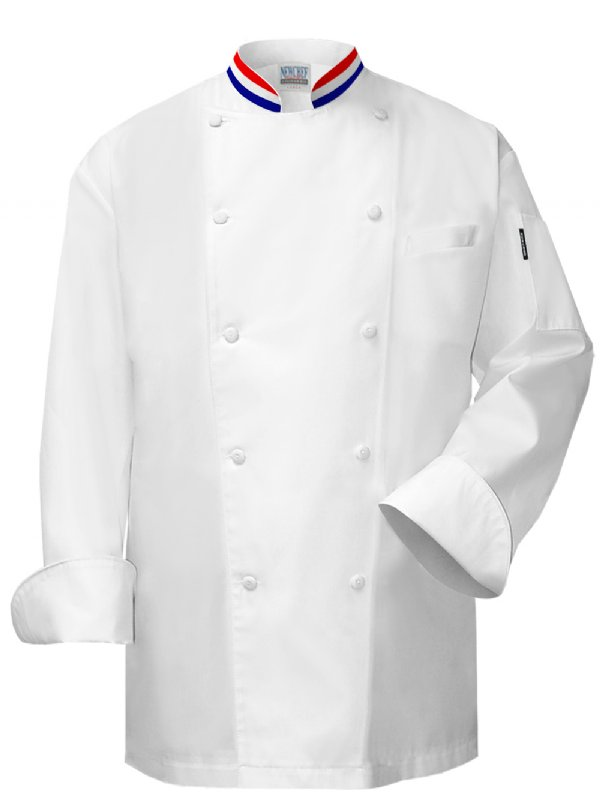 Main Chef Coat 02