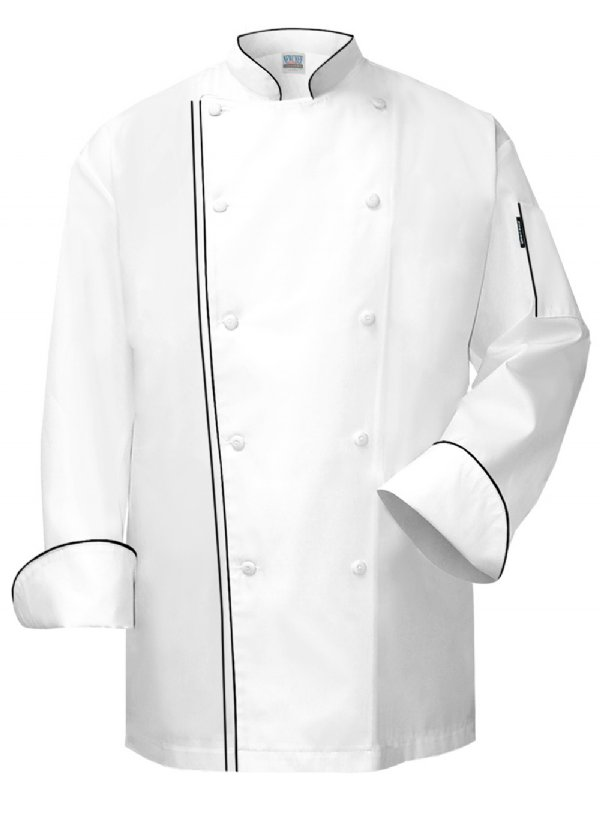 Main Chef Coat 03