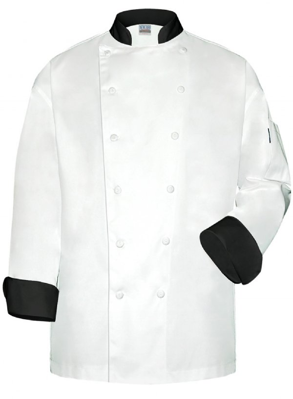 Main Chef Coat 04