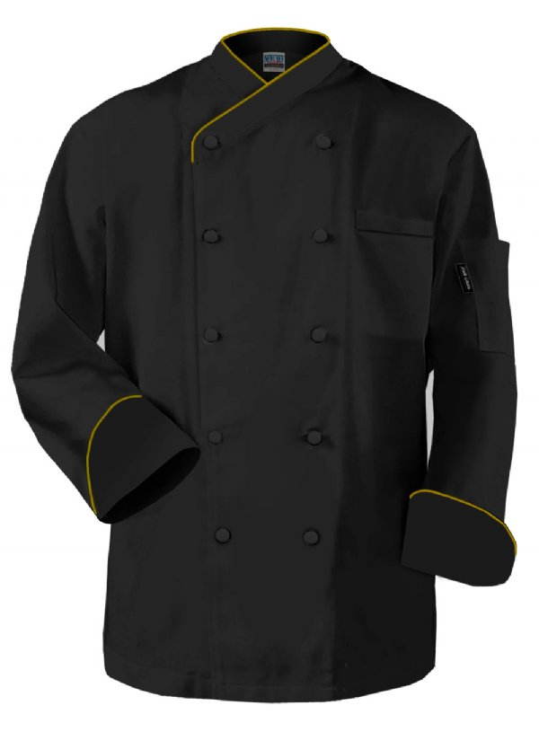 Main Chef Coat 08