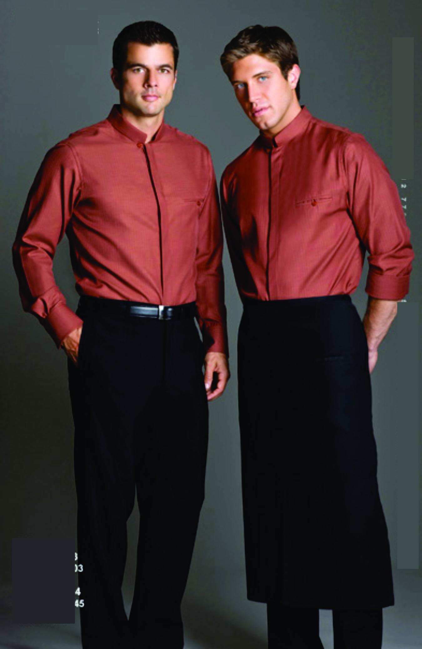 Server Uniforms 01