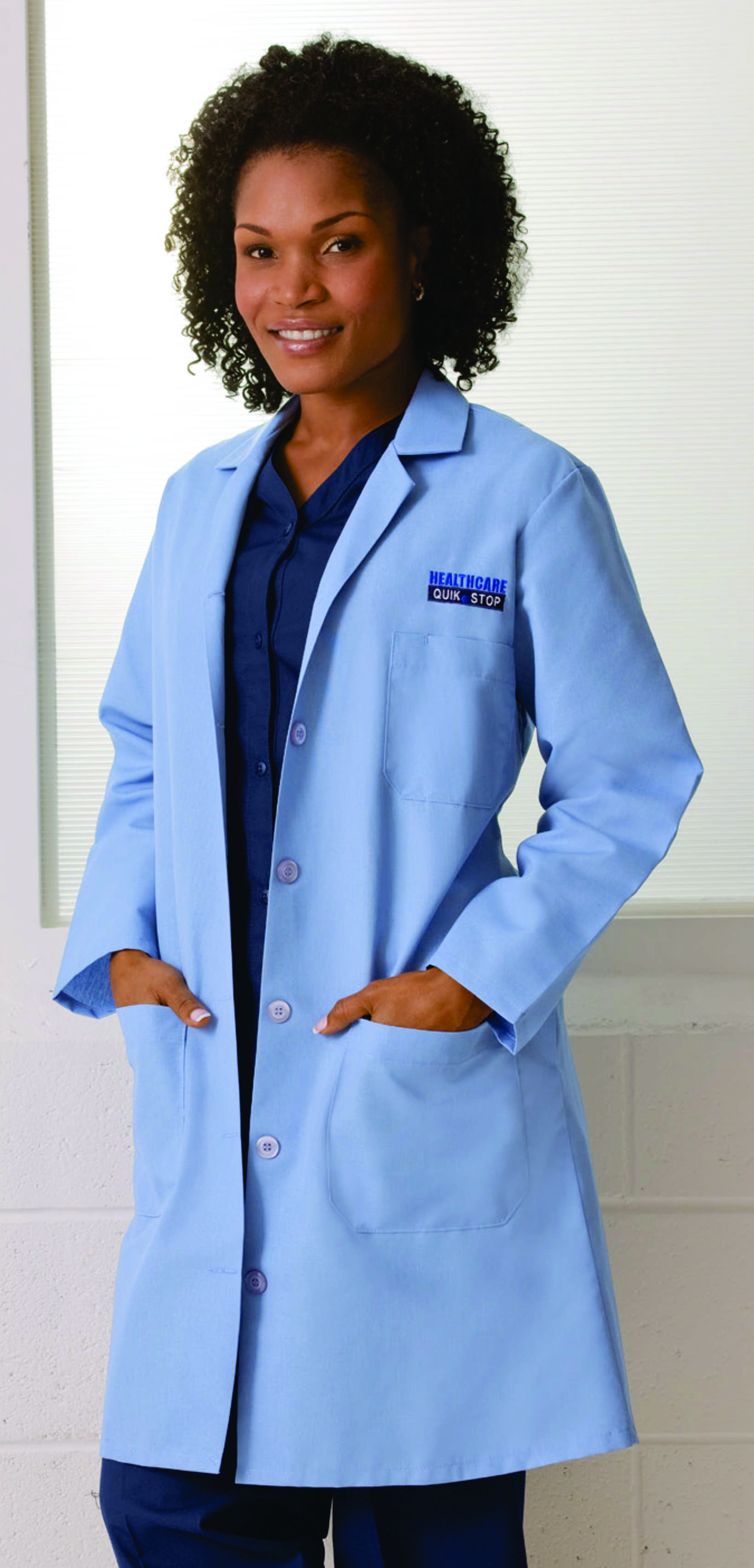 Womens Doctor Coat 01