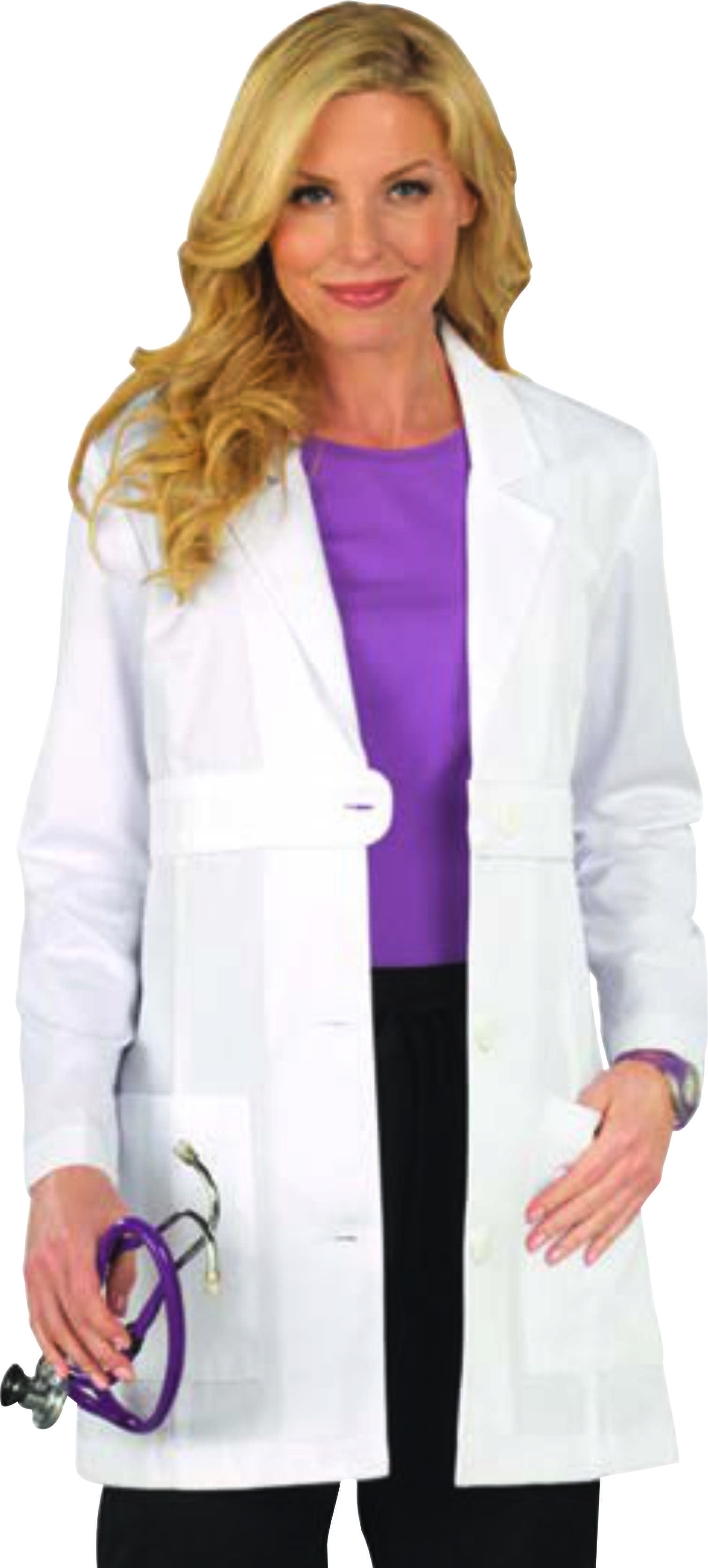 Womens Doctor Coat 02