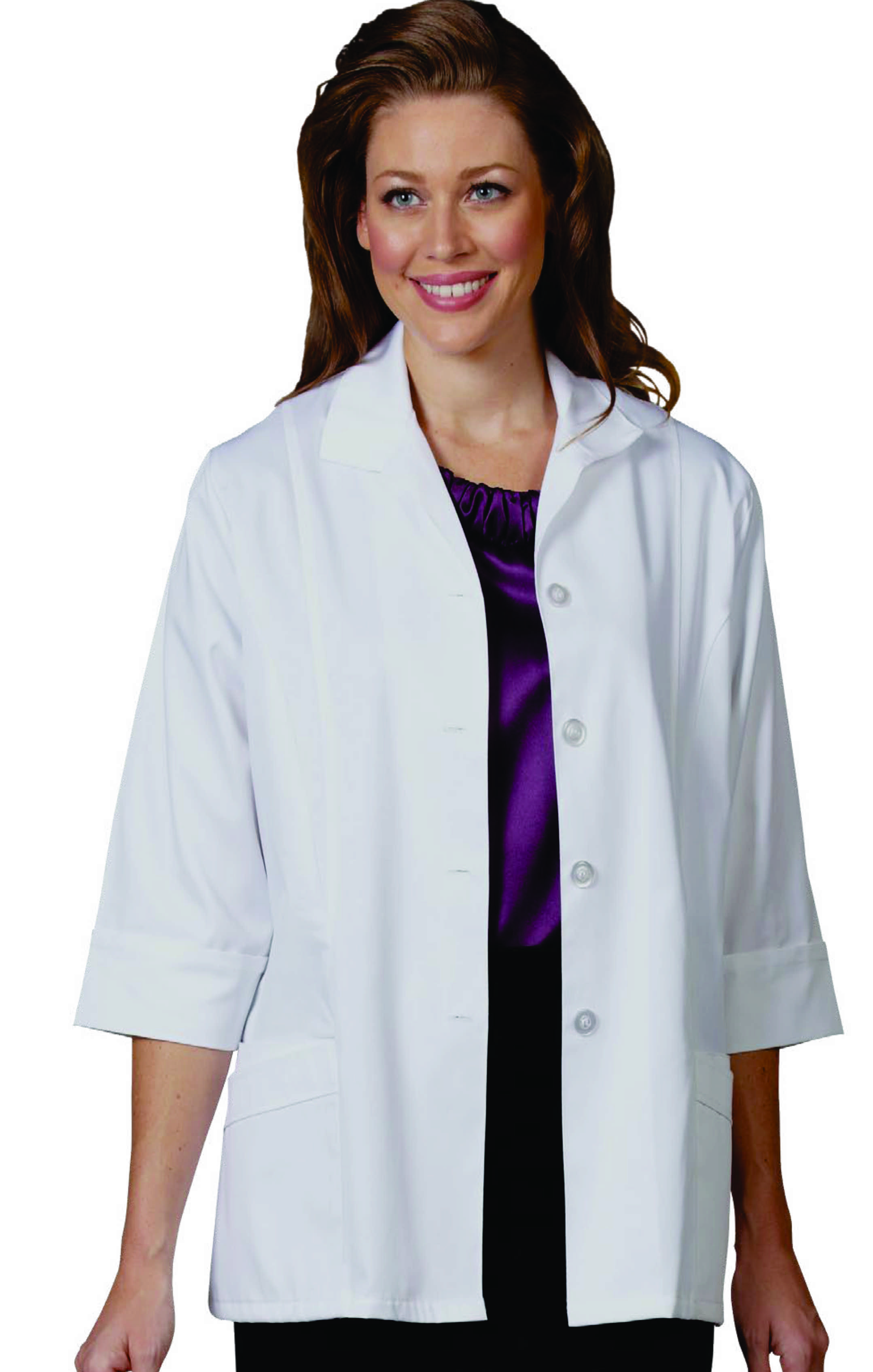 Womens Doctor Coat 05