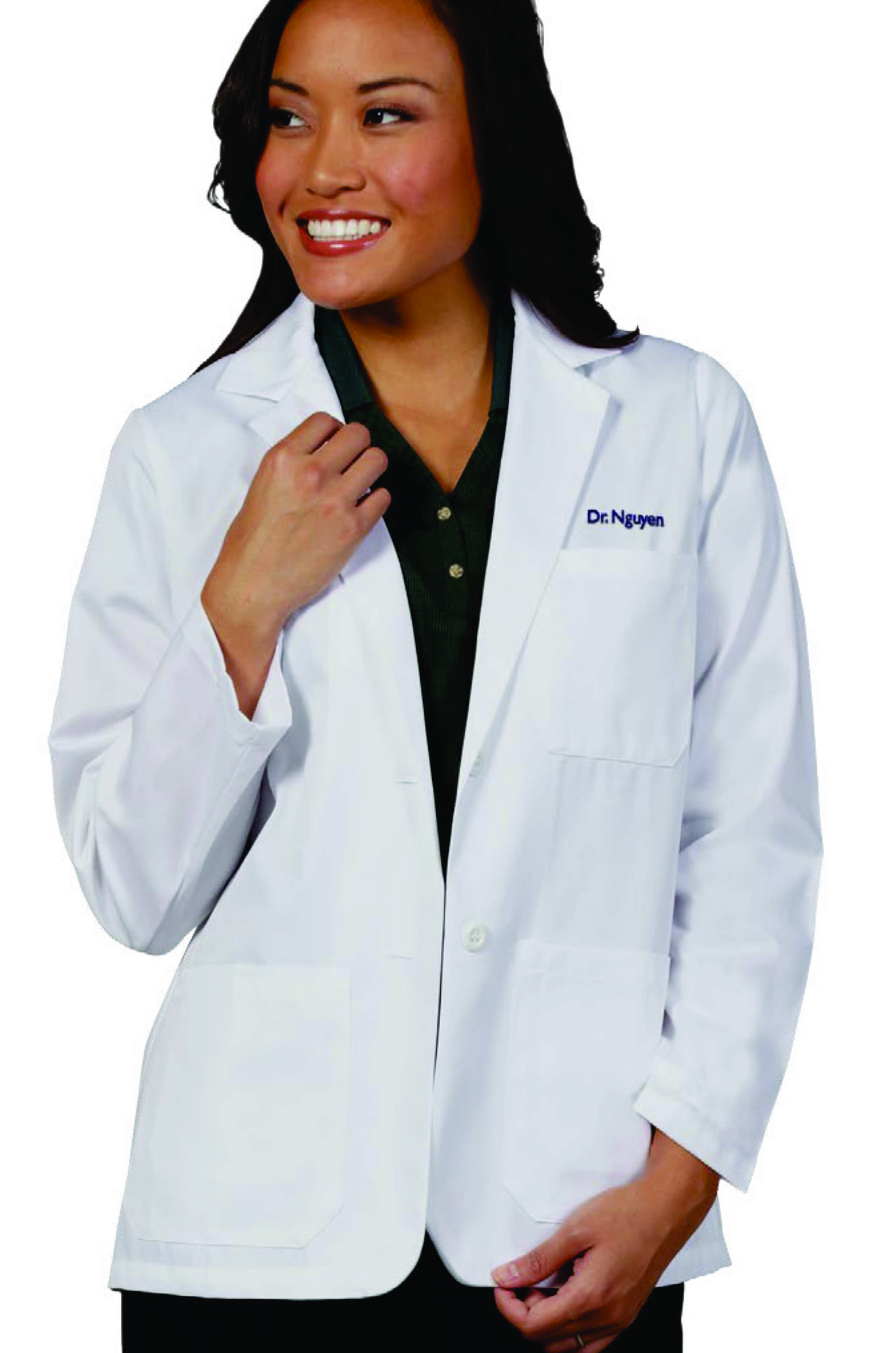 Womens Doctor Coat 06