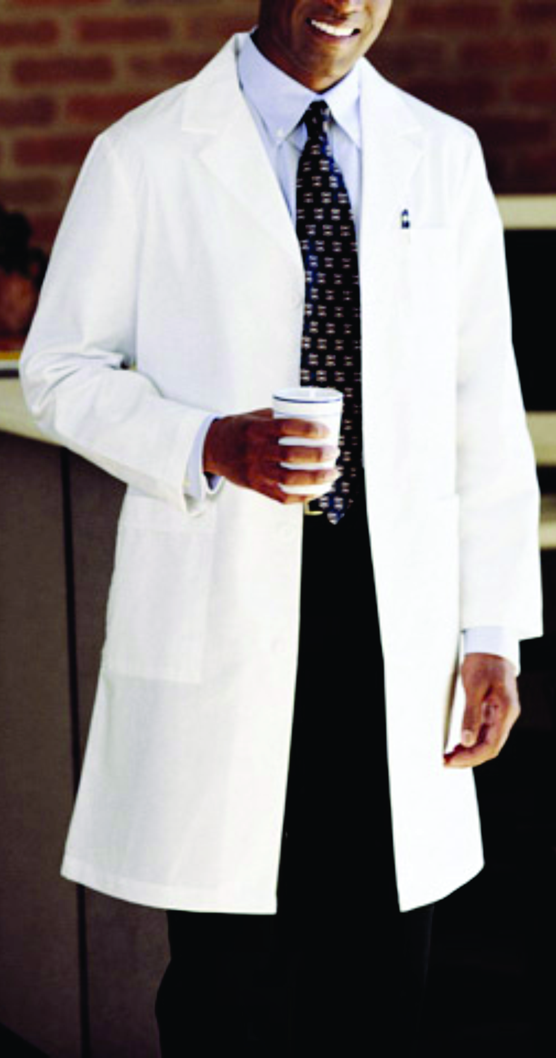 Mens Doctor Coat 01