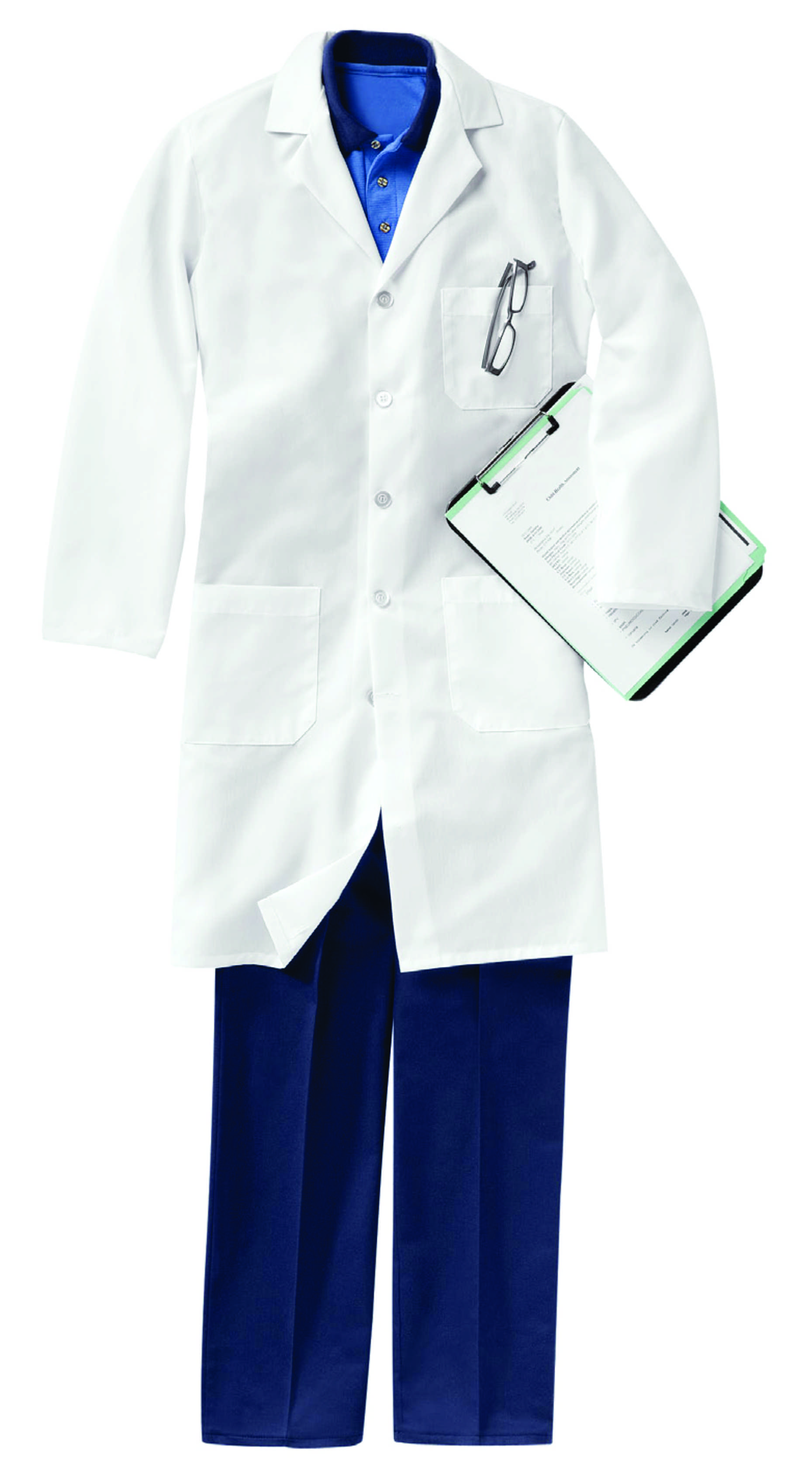 Mens Doctor Coat 02