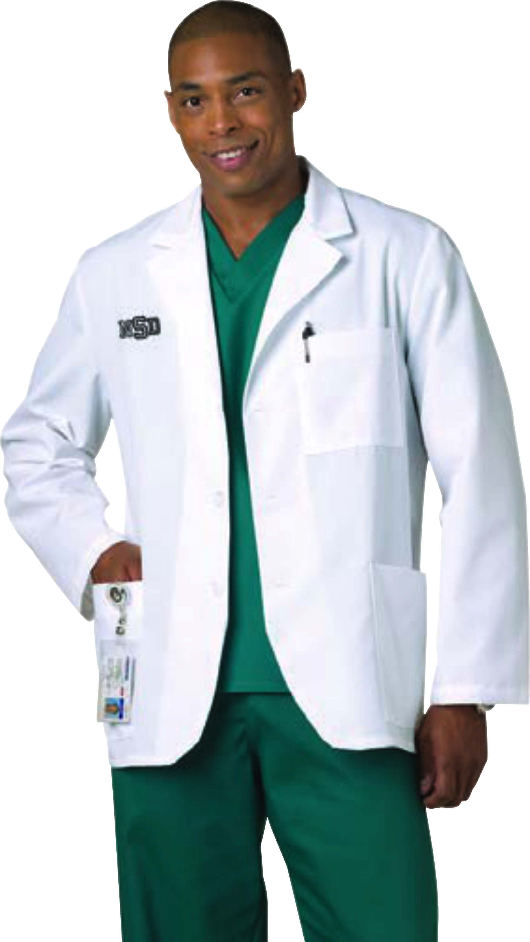 Mens Doctor Coat 06