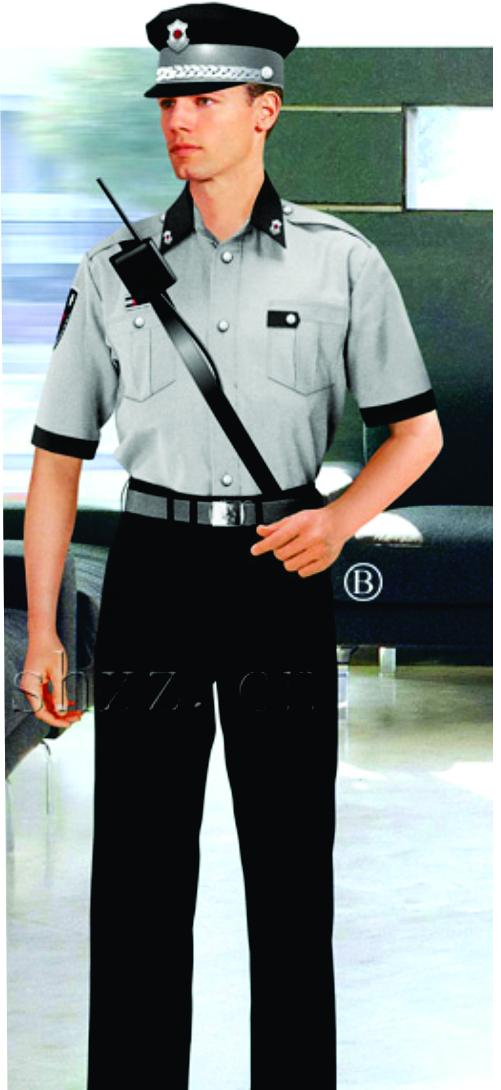 Security Uniform 06