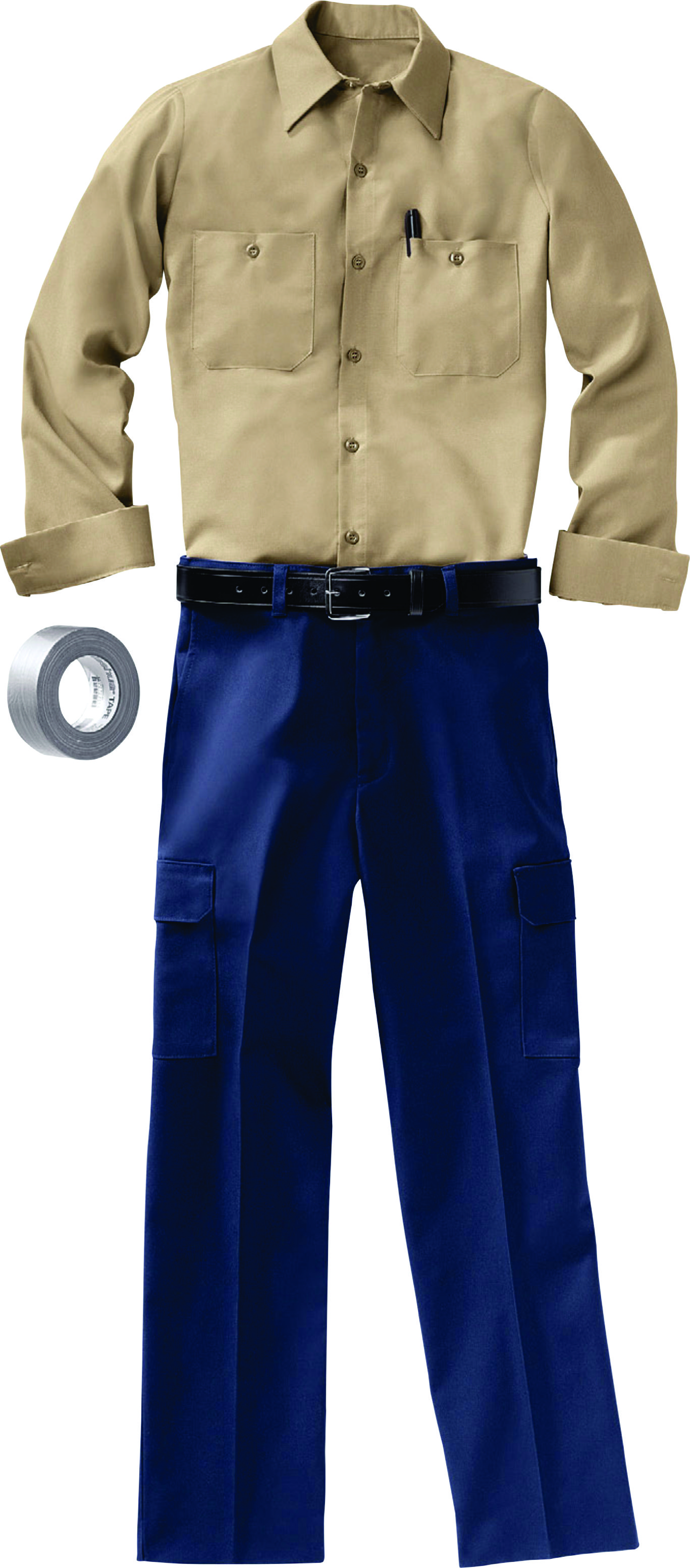 Industry Uniform 4