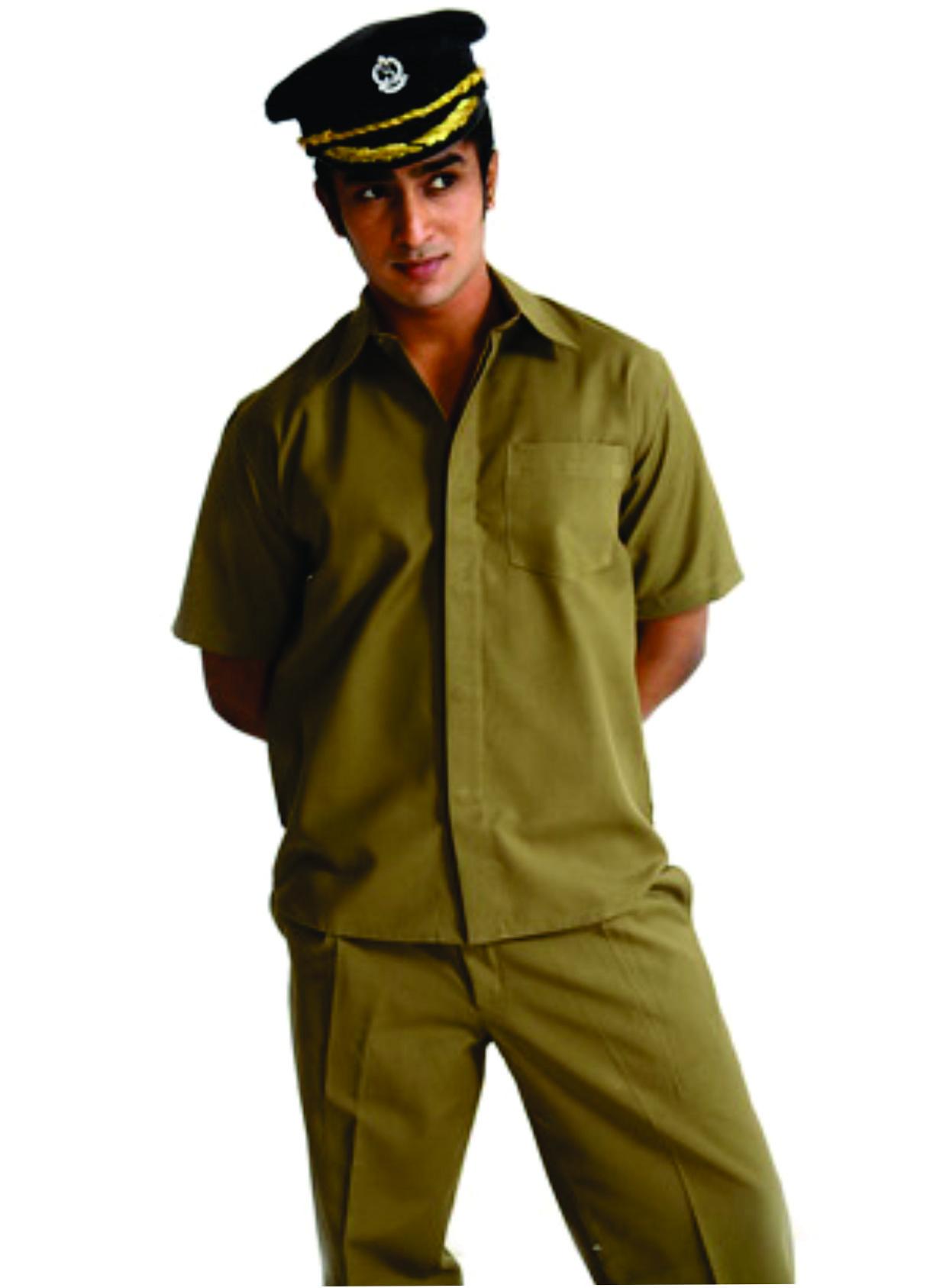 Driver Uniform 01